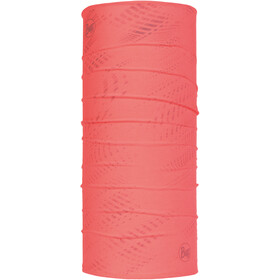 Buff Original Reflective Neck Tube r-solid coral pink